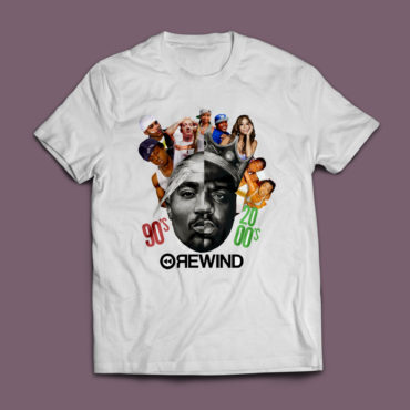 2018 Rewind Party T-Shirt
