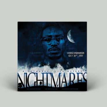 Ian Keteku Nightmares Single Cover