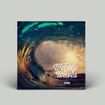 10x Weekly Waves vol. 1 Cover