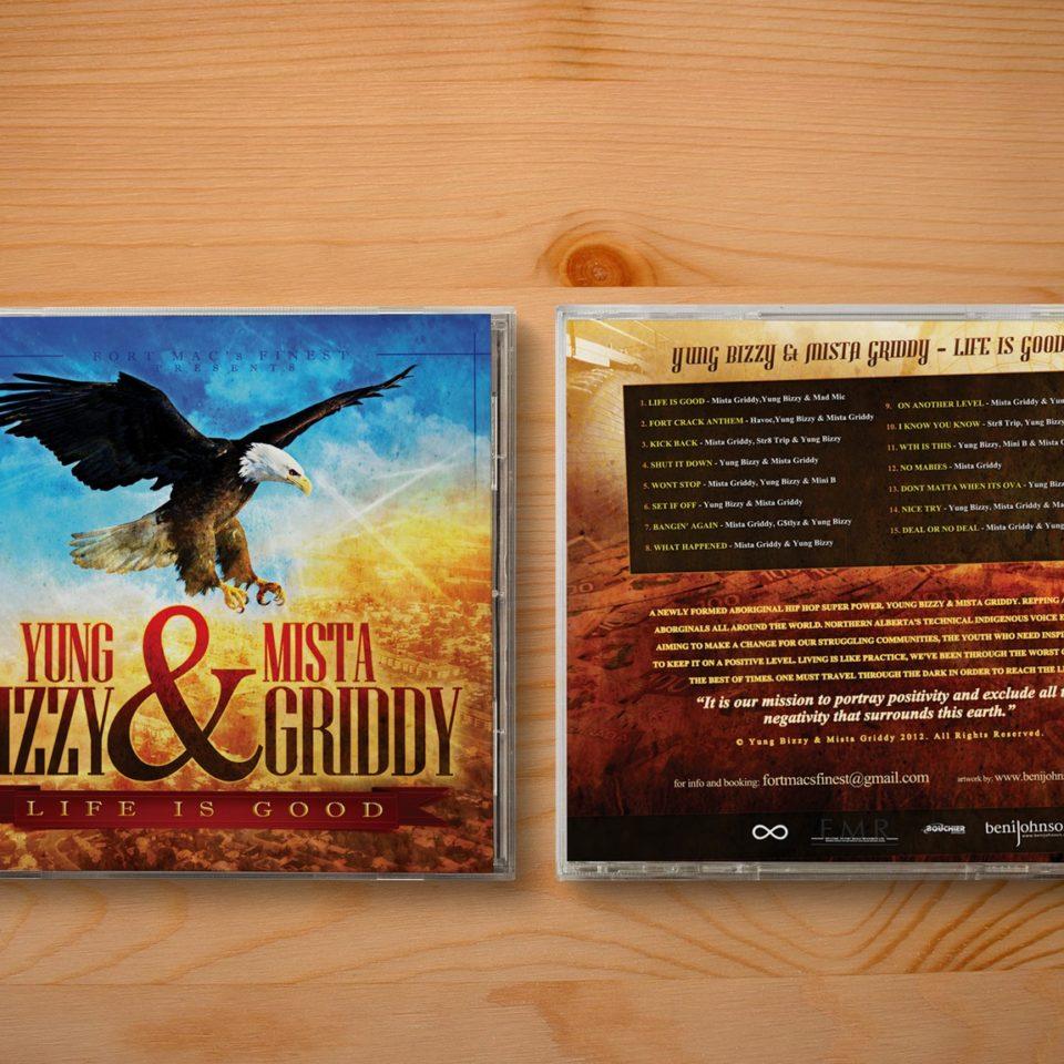 Mistah Griddy Album Cover Art