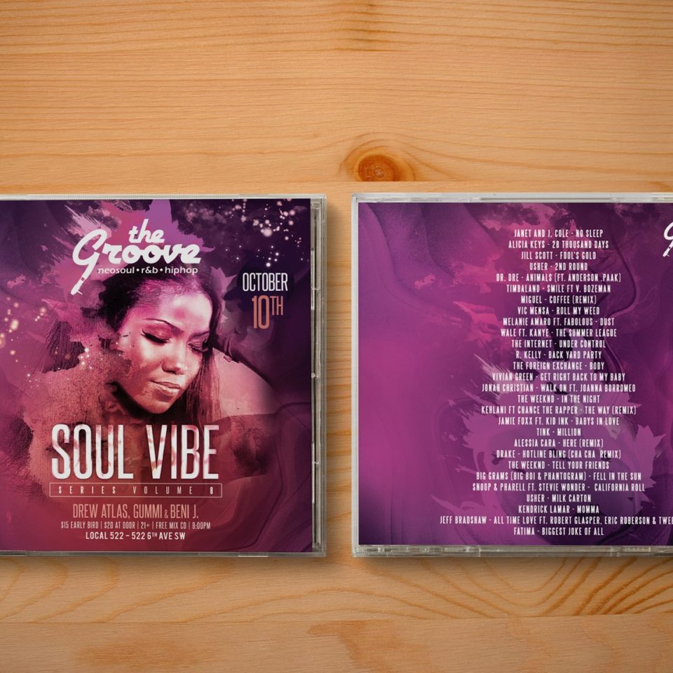 Soul Vibe Series vol. 8 Cover Art