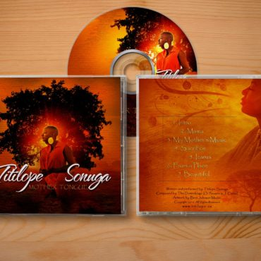 Titilope Sonuga Album CD Cover