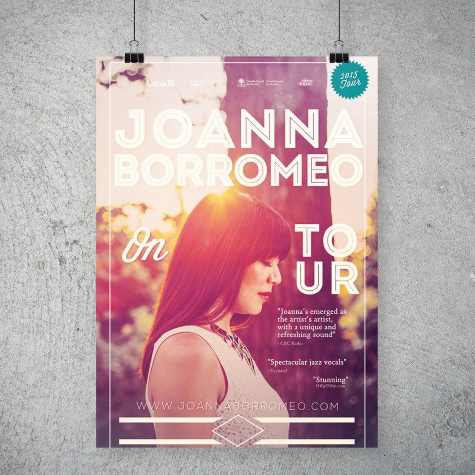 Joanna Borromeo Poster