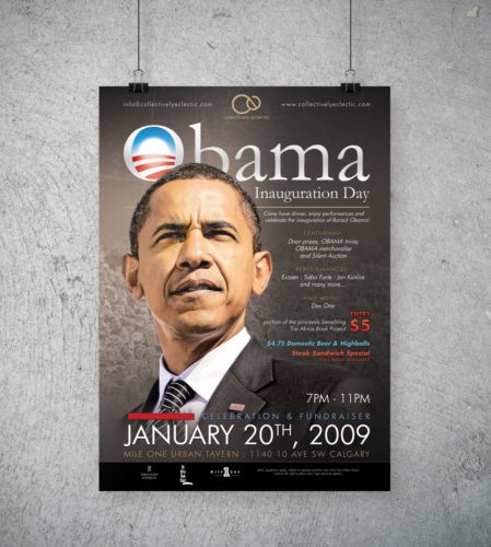 Obama Inauguration Poster
