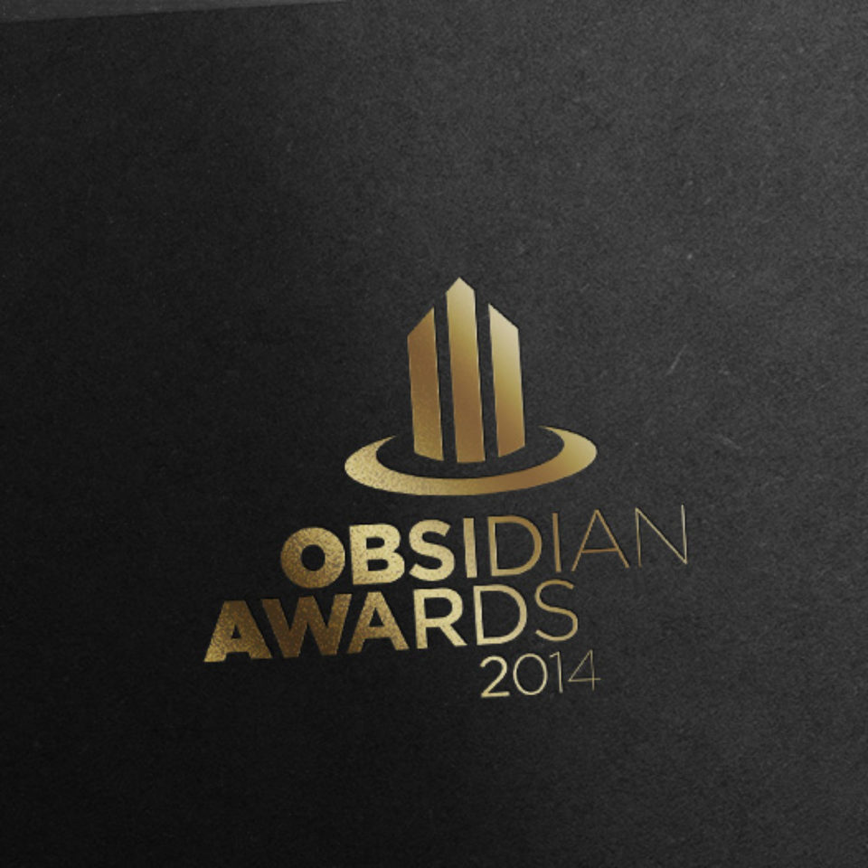 Obsidian Awards Logo