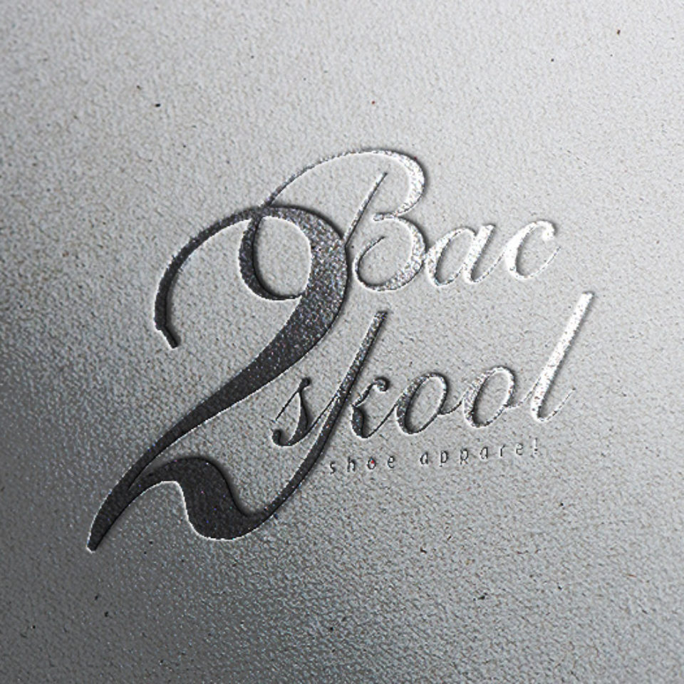 Bac 2 Skool Logo