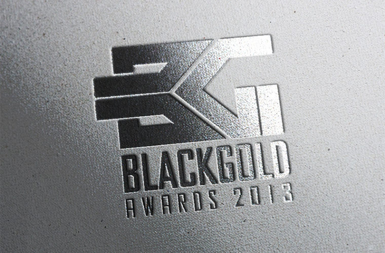 Black Gold Awards Logo