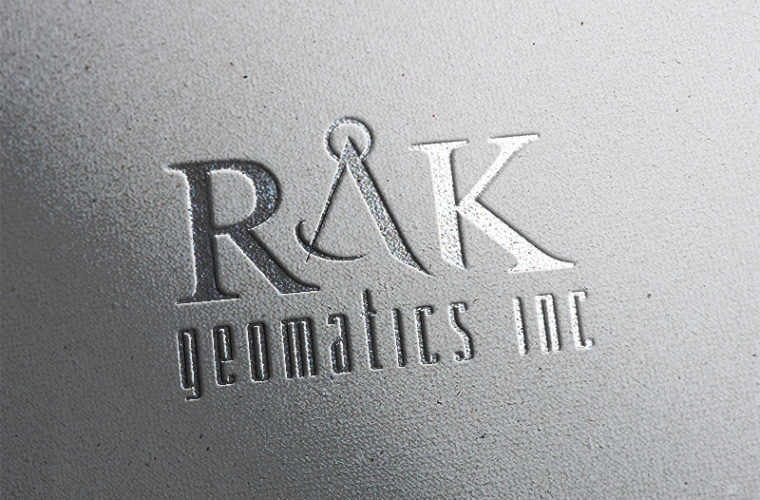 Rak Geomatics Inc. Logo