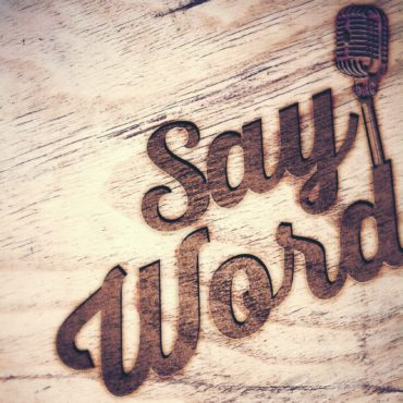 Say Word Logo
