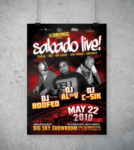 Sabado Live!