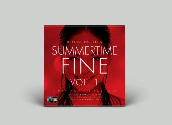 Album-single-cover_SUMMER-TIME-FINE