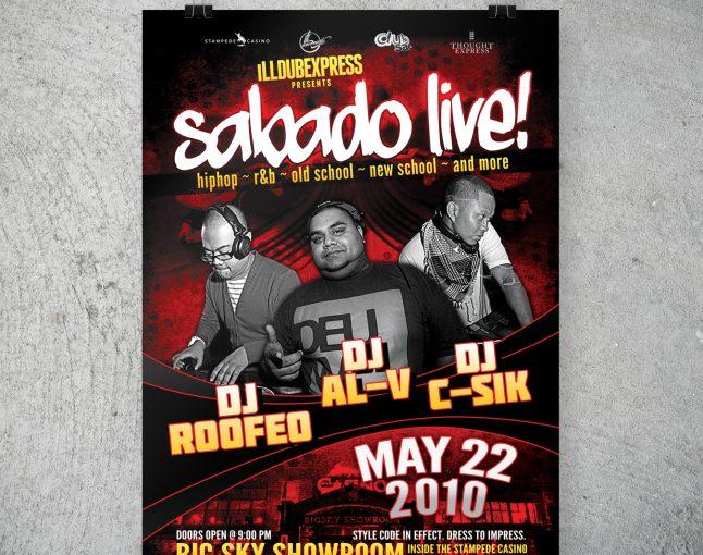 ILLDUBEXPRESS – Sabado Live
